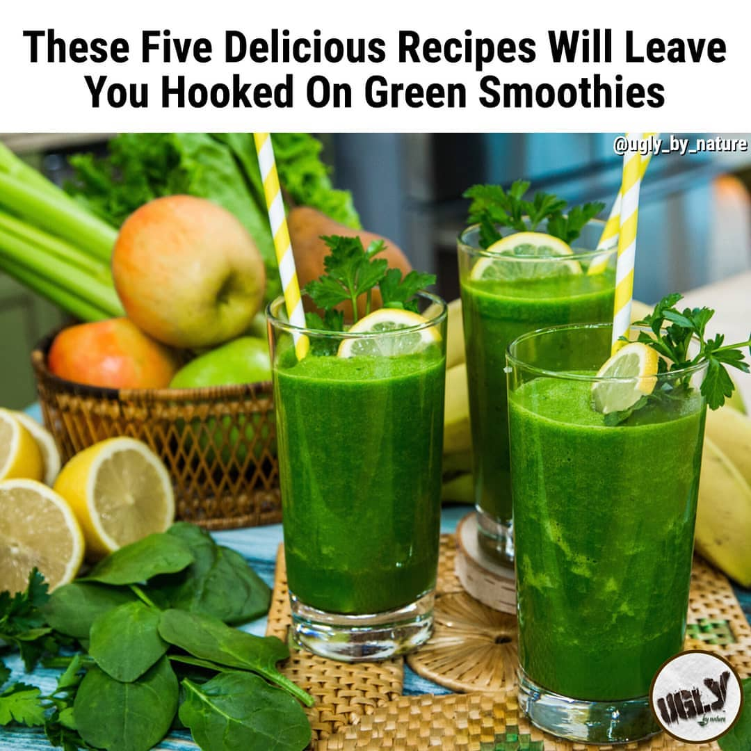 Five Delicious Green Smoothie Recipes