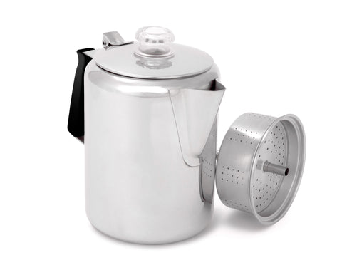 GSI Stainless 9 Cup Percolator