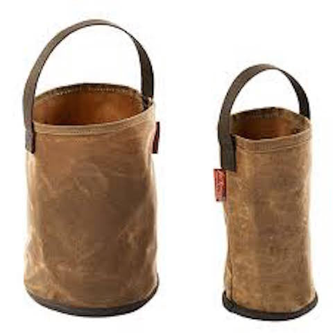 Frost River - Canvas Bucket