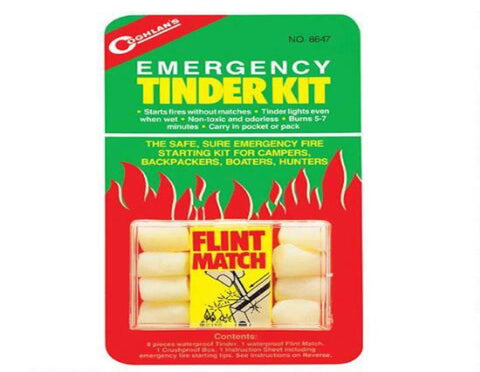 Coghlan's Emergency Tinder Kit
