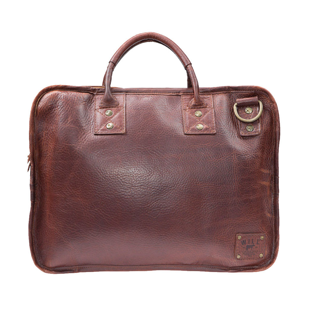 Hank Leather Satchel