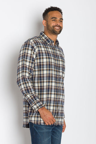 Tuscany | Men's Flannel Shirt