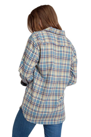 Angelina | Women's Flannel Shirt