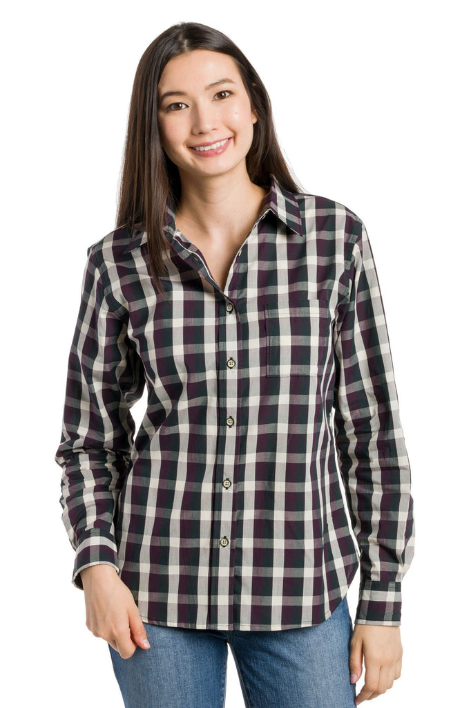 Antiquity | Women's Long Sleeve Button Up Shirt