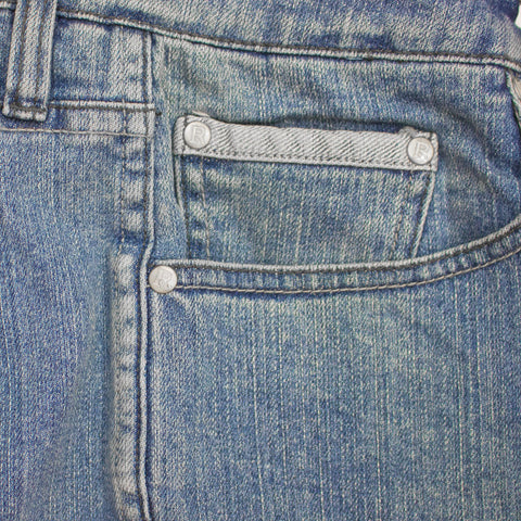 "ABBEY (Pacific)  5-pocket fashion denim jean - by ROAD - 34"" Inseam"