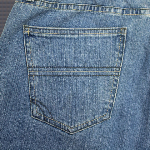 "ABBEY (Pacific)  5-pocket fashion denim jean - by ROAD - 32"" Inseam"