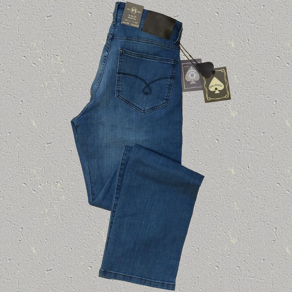 Jack of Spades - Comfort Fit Denim