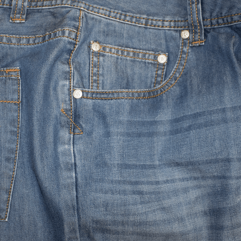 CAMDEN - 5 Pocket Lightweight Twill Denim