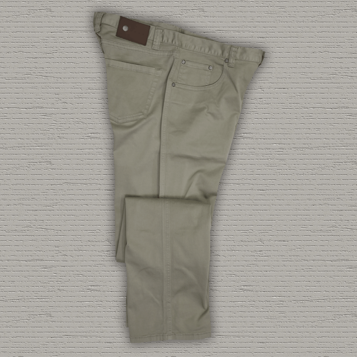 SPENCE - 5 Pocket Stretch Twill Pant
