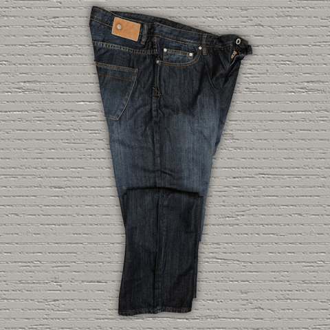"FREEDOM 5-Pocket Fashion Denim Jean by ROAD - 32"" Inseam"