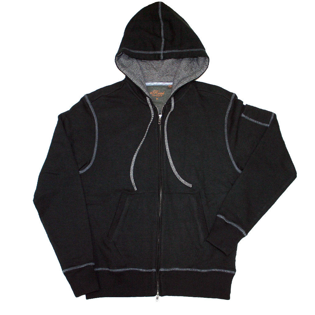 GRIFFIN - French Terry Full Zip Hoody