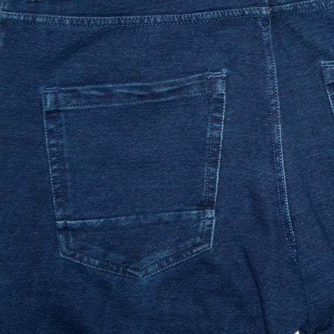 SYKES LUXE JEAN - 5 Pocket French Terry Cotton