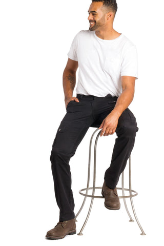 Justin | Men's Relaxed Fit Cargo Pants