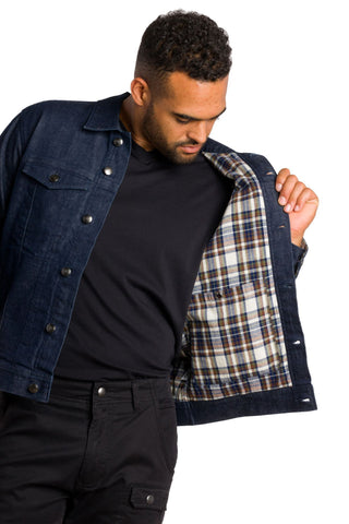 Chesterton | Men's Traditional Lined Denim Jacket