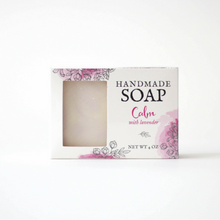 Handmade Soap Calm 4 oz
