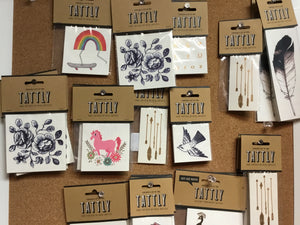 Tattoo - Tattly (set of 2)