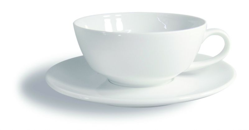 Cup and Saucer - Ronnefeldt