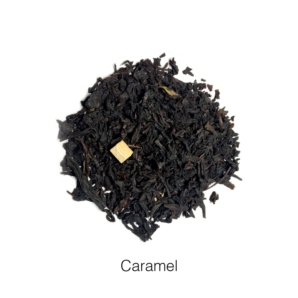 Caramel - Black Flavored