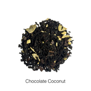 Chocolate Coconut - Black Flavored