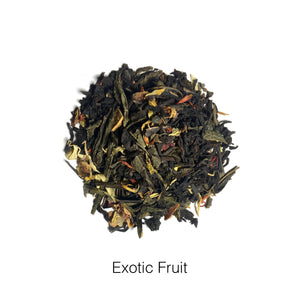 Exotic Fruit - Green/Black Hybrid