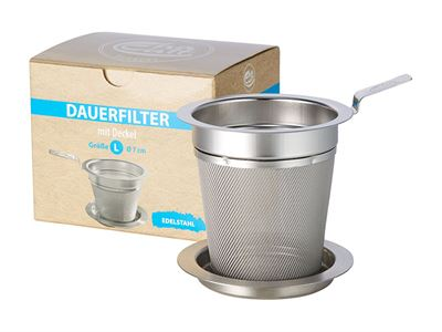 Tea Filter / Strainer Large - Dauerfilter Cha Cult