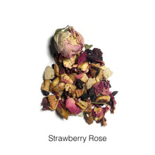 Strawberry Rose - Fruit Blend