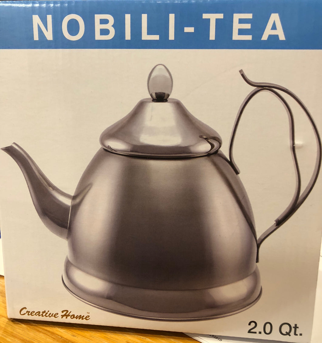 Tea Kettle Electric - Nobilitea
