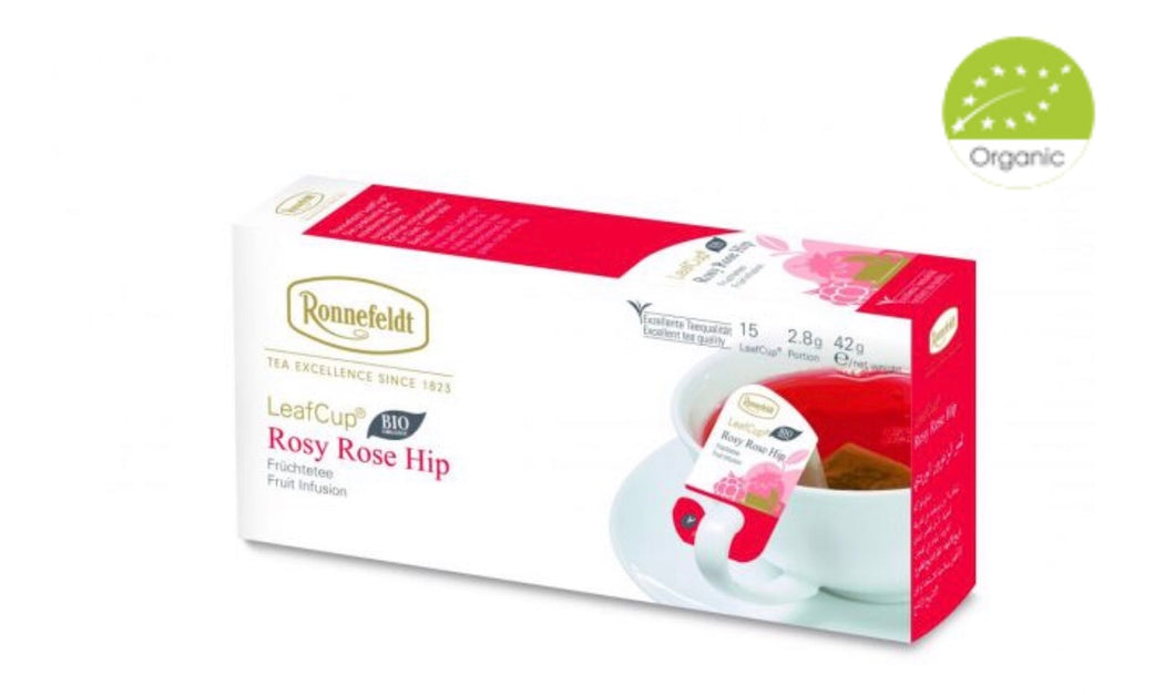 Leafcup® Rosy Rose Hip