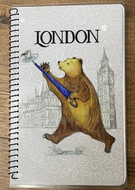 Fig Notebook Bear