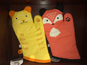 Oven Mitt - Critter (Now Designs)