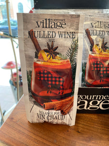 Mulled Wine Mix - Gourmet du Village