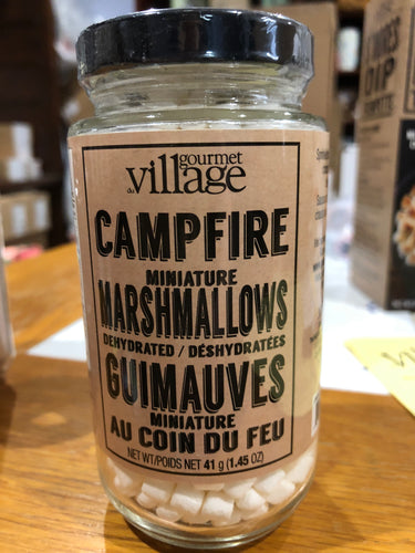 Campfire Mini Marshmallows - Gourmet Village