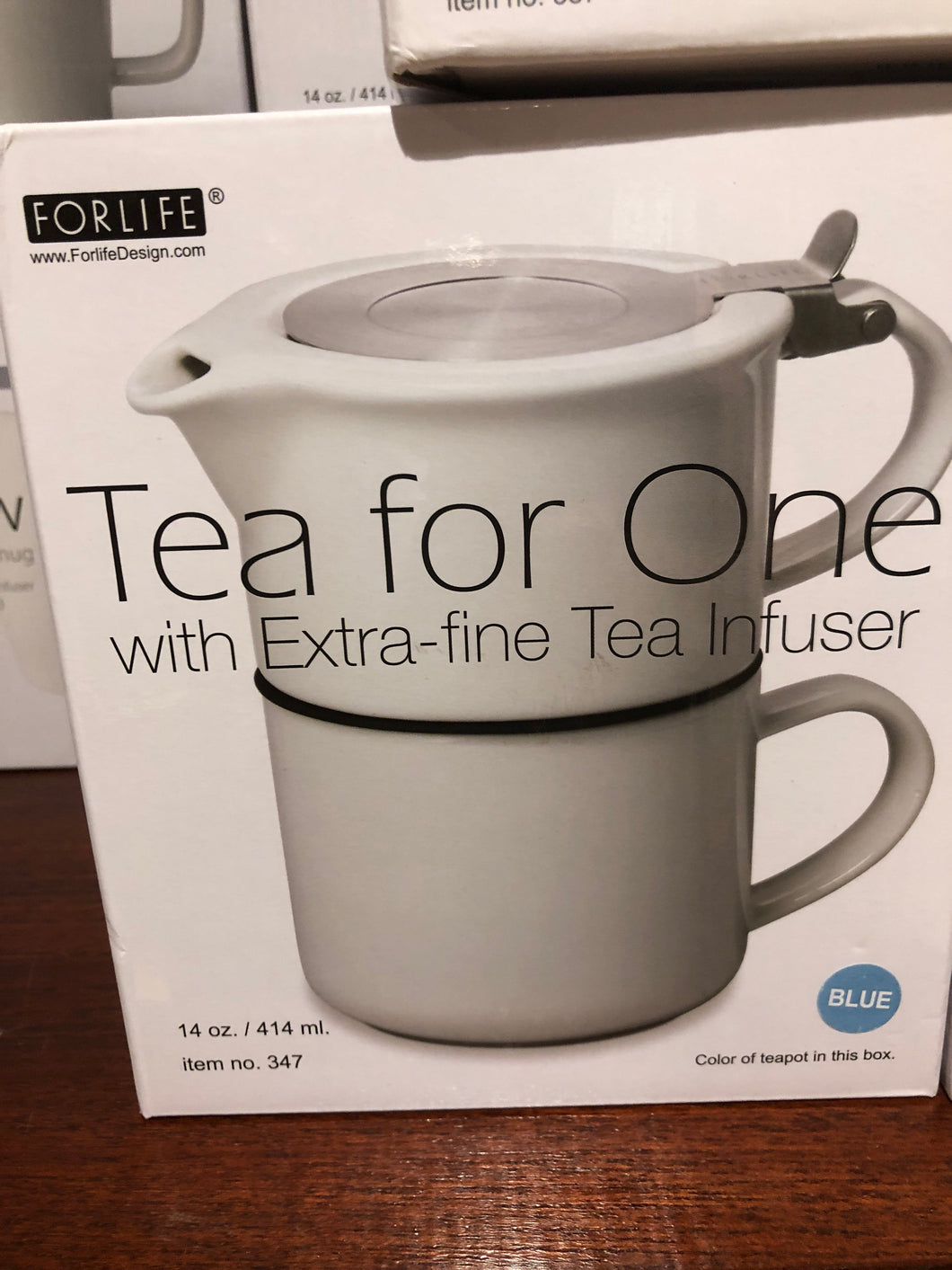 For Life Tea For One