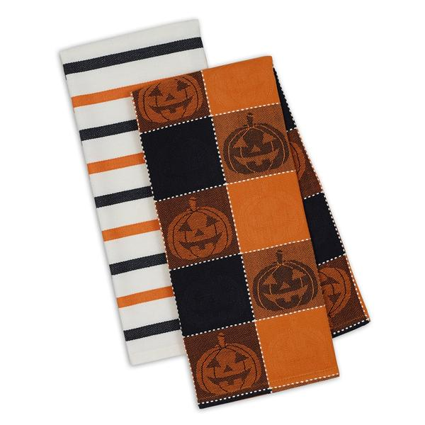 Swedish Dish Towel Cloth - Spooky (DII)