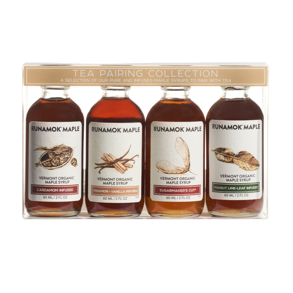Runamok Tea Pairing Collection Maple Syrup