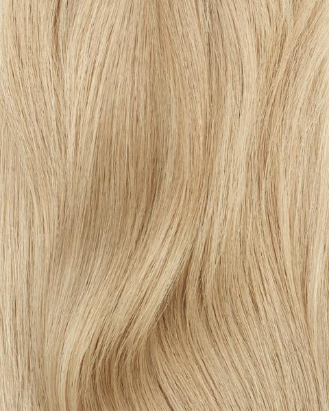 Dirty Blonde (#19C) Hand-Tied Weft (60g) - 22""