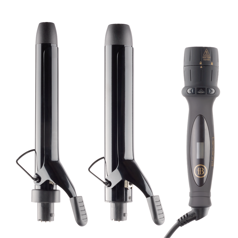 Tamanna 2-in-1 Curling Iron (Extended)