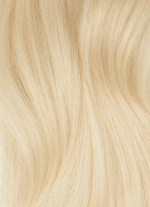 "Beach Blonde (#23) Hand-Tied Weft - 22"" (Pre Order Ships Mid Jan)"