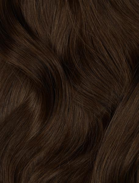 "Dark Brown (2B) 22"" 100g - Weave Weft"