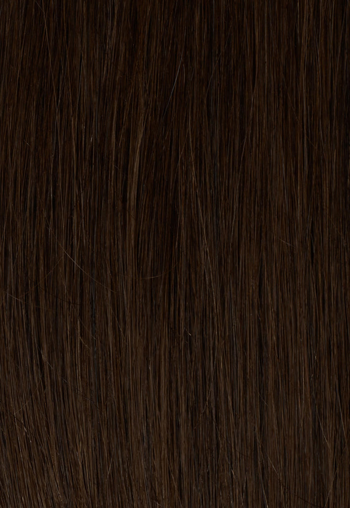 "Dark Brown (#2) 20"" Fusion- ON BACKORDER"