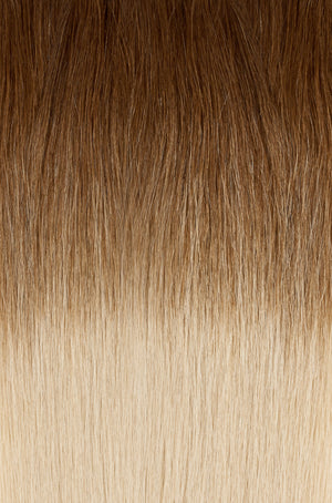 Ombre - Caramel Brown (#4) to Dirty Blonde (#18B) Tape