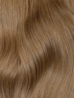 "Caramel Brown (#5B) Hand-Tied Weft 22""(60g) (Pre-Order, Ships May 25th)"