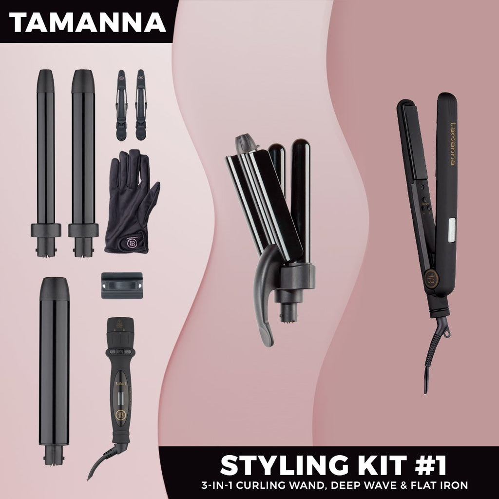 Tamanna Styling Kit #1 - (ON BACKORDER)