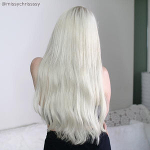 "White Blonde (#60B) 22"" Tape"
