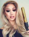 32mm Rose Gold Curling Wand