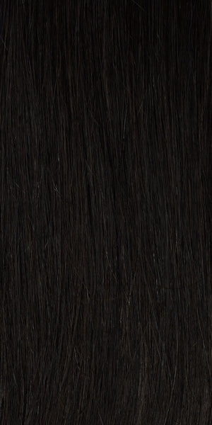 "Virgin Black (#1A) 20"" Keratin Tip- ON BACKORDER"