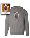 Custom Pet Hoodies by Tote Tails