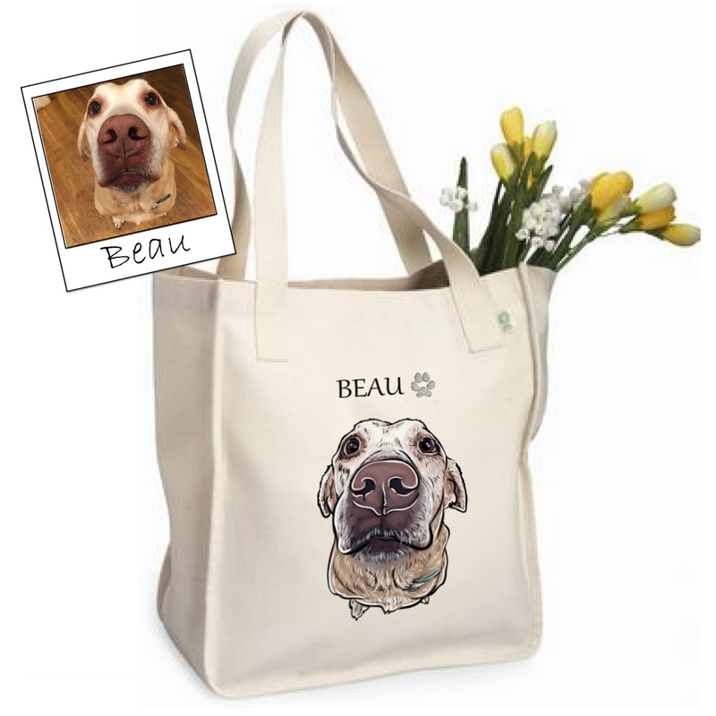 Totes To Show Your Love To Your Dog