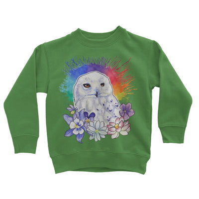 Apparel - Owl Designs By KeKeKreations Kids Sweatshirt