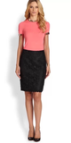 Kate Spade New York All That Glitters 'Davey' Coral Sweater